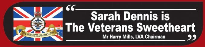 Lancashire Veterans Sweetheart (LVA)
